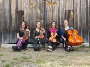 Blackstone Valley Quartet