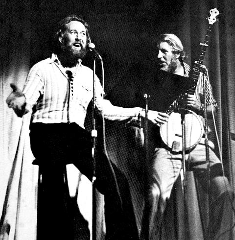 Ben Luxon and Bill Crofut