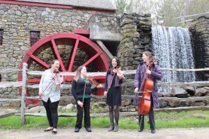 Blackstone Valley Quartet 2021